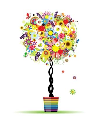 Floral-Tree-4