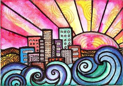 city-lights-robin-mead